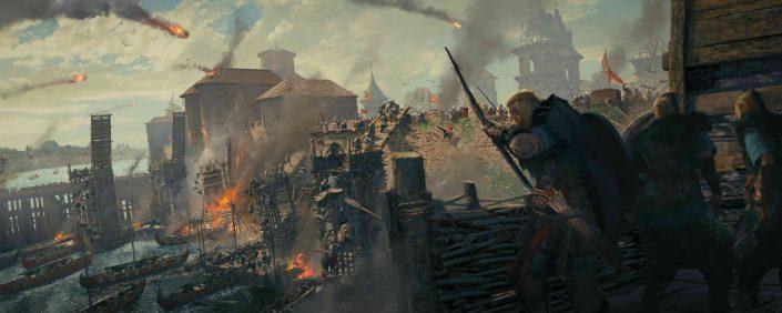 Assassin's Creed Valhalla: Update 1.2.0 sorgt für Abstürze – Dekorationen temporär entfernt