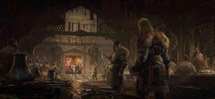 Assassin's Creed Valhalla: Neuer CGI-Trailer & TV-Spot stehen bereit