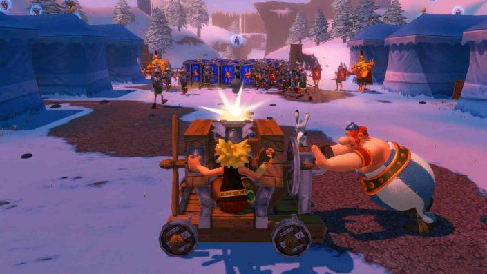 Asterix & Obelix XXL: Romastered-Version mit Launch-Trailer veröffentlicht