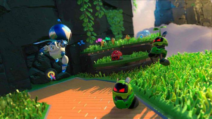 """Astro's Playroom: PS5-Features sorgen für einen """"magischen Effekt"""""""