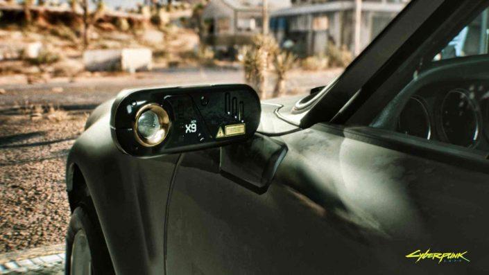 Cyberpunk 2077: Bilder zeigen Porsche 911 Turbo