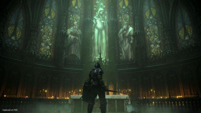 Demon's Souls: PS5-Remake bleibt der ursprünglichen Vision treu