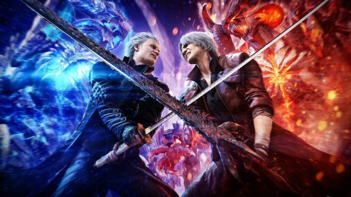 Devil May Cry 5 Special Edition: Gameplay-Videos zeigen Vergil und neue Spielmodi