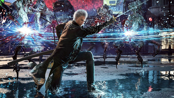 Devil May Cry 5 Special Edition: Termin für Disk-Version enthüllt
