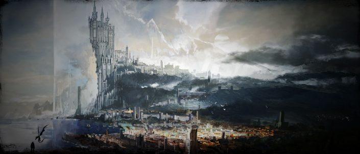Final Fantasy XVI: Offizielle Webseite enthüllt Welt- und Charakter-Details
