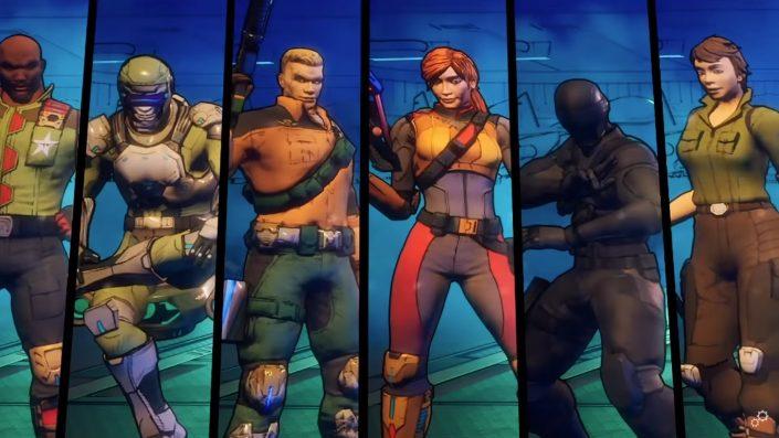 G.I. Joe Operation Blackout: Third-Person-Shooter für PS4 erschienen – Launch-Trailer