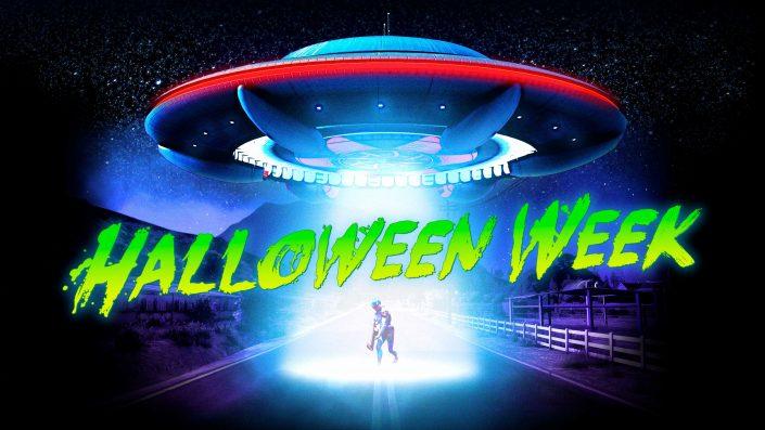 GTA 5 Online: UFO-Konkurrenzkämpfe, Peyote-Pflanzen und mehr Halloween