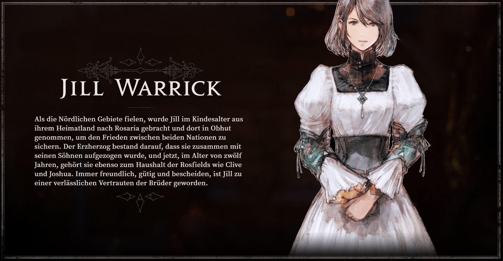 Jill Warrick