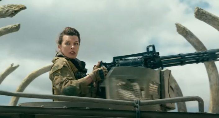 Monster Hunter: Teaser-Trailer mit Milla Jovovich und Tony Jaa