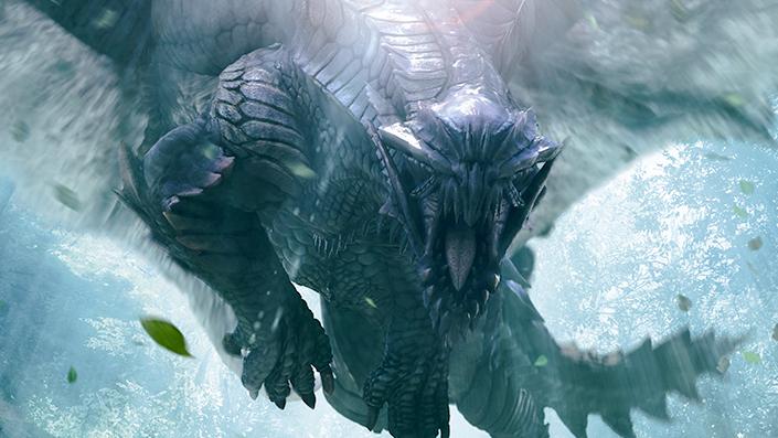 Monster Hunter – Gore Magala
