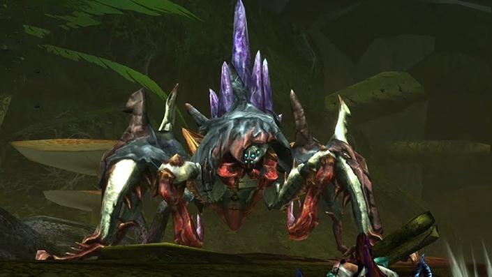 Monster Hunter -Nerscylla
