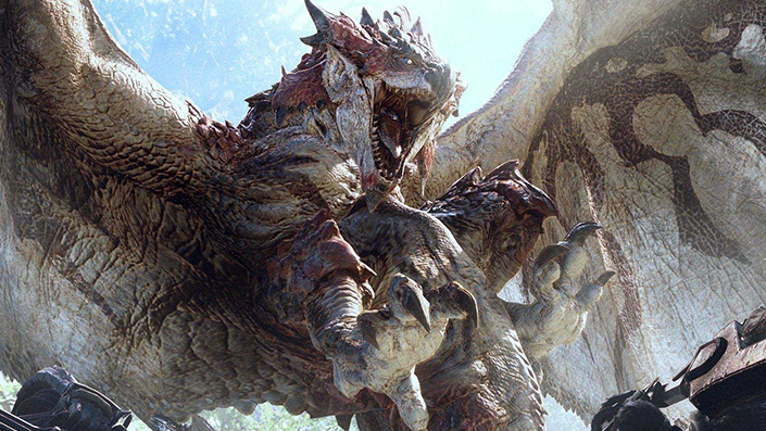 Monster Hunter – Rathalos