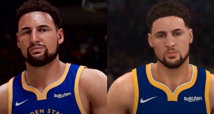 NBA 2K21: PS5 vs PS4 im Grafikvergleich
