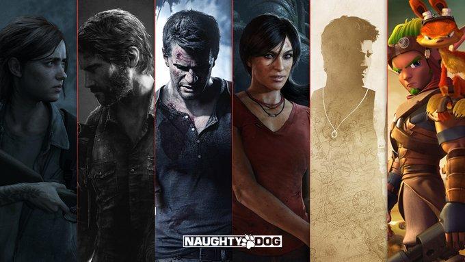 Naughty Dog: Mehrere Gerüchte im Umlauf – Science-Fiction-Titel in Arbeit?