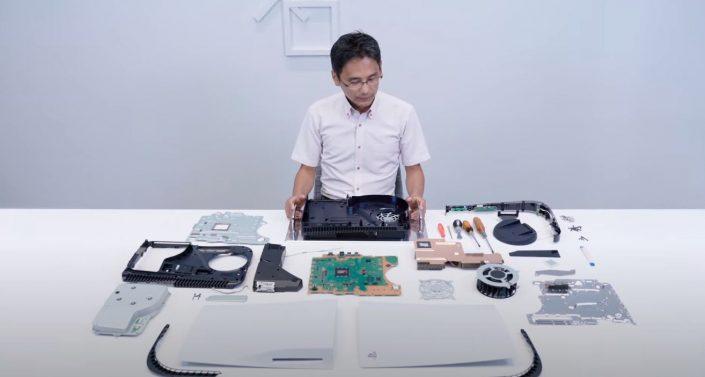 PS5: Sony enthüllt die internen Komponenten – Kühlsystem und mehr im Video