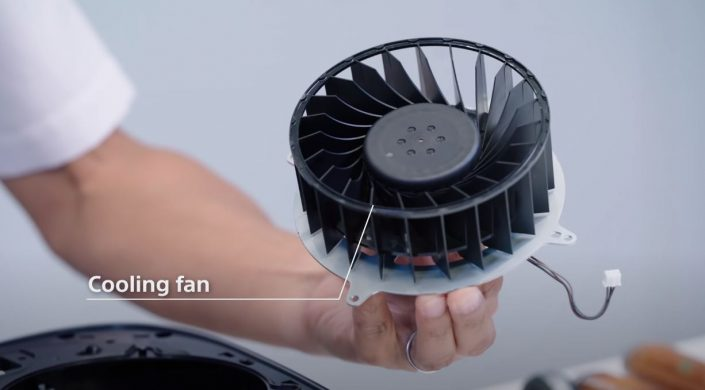 PS5 Kühlung: Lüftersteuerung kann mit Firmware-Updates optimiert werden