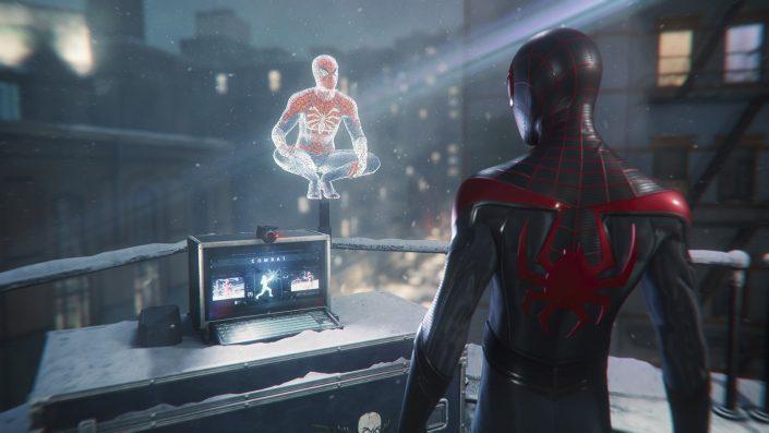 Spider-Man Miles Morales: Der deutsche TV-Spot zum nahenden Launch