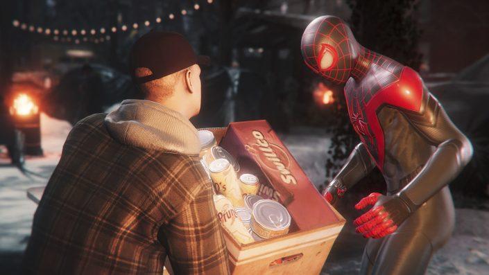 Game-Charts: Spider-Man Miles Morales führt auf der PS5