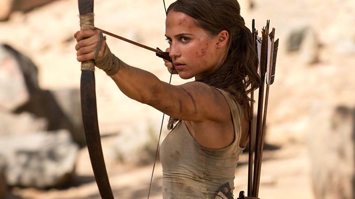 Tomb Raider: Alicia Vikander liefert Status-Update zum neuen Film