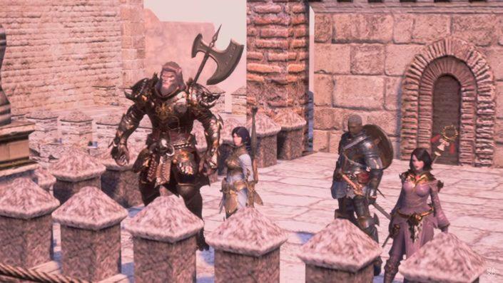 Kostenloses Online Rollenspiel