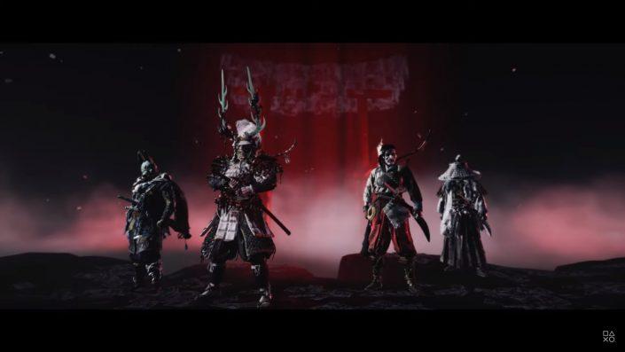 Ghost of Tsushima: Großes Update angekündigt – Multiplayer, neuer Spielmodus und mehr