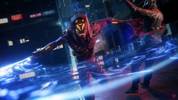 Ghostrunner: Erscheint 2021 für PS5 und Xbox Series – kostenloses Next-Gen-Upgrade