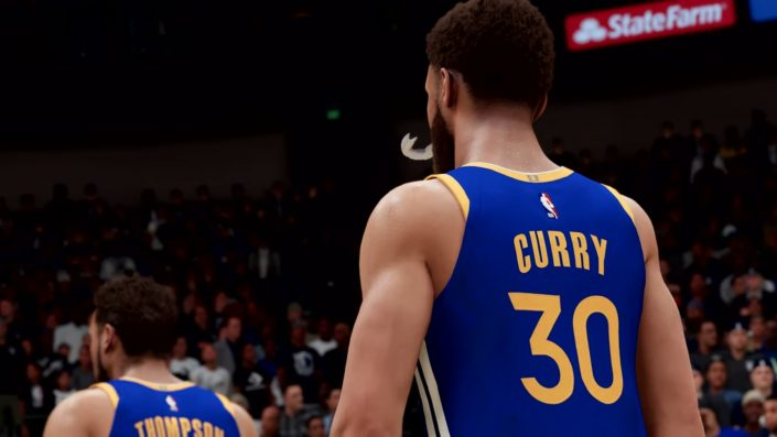 NBA 2K21: Gameplay-Video zeigt Szenen aus der PS5-Fassung