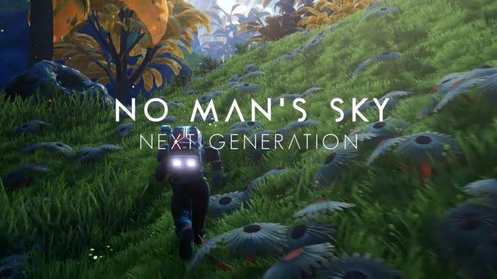 No Man's Sky: Update 3.11 schaltet Spielstand-Transfer und weitere PS5-Features frei