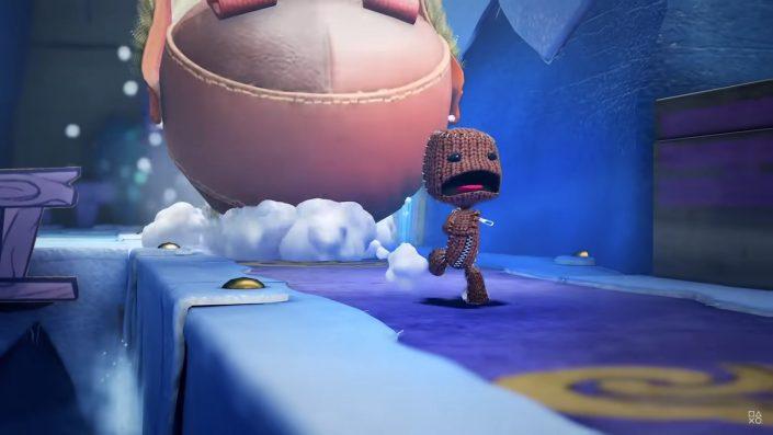 Sackboy A Big Adventure: Launch-Trailer und erste Testwertungen zum 3D-Platformer