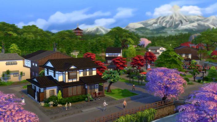 """Die Sims 4: Neue Erweiterung """"Ab ins Schneeparadies"""" ist erschienen"""