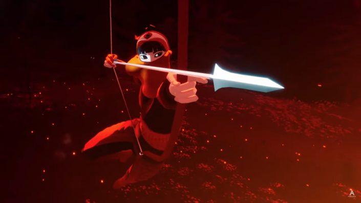 The Pathless: Frische Eindrücke und Details zum PS5-Launch-Titel