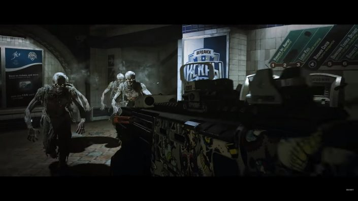 Call of Duty Warzone: Halloween-Event startet morgen – Trailer zeigt Zombies und Jigsaw-Puppe