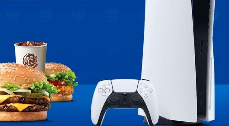 Burger King PS5
