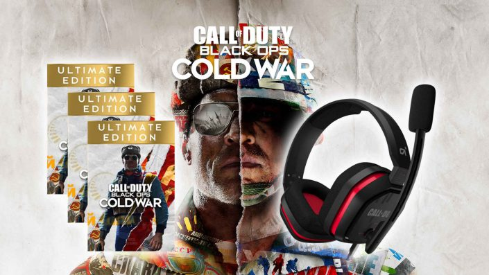CoD Black Ops Cold War: Wir verlosen 3 Ultimate Editions und ein Headset