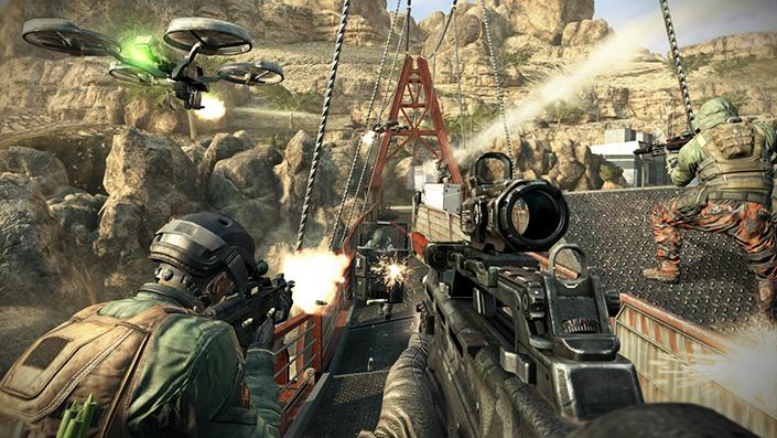Call of Duty Black Ops II – Gameplay