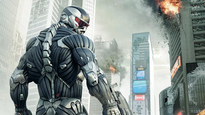 Crysis Remastered Trilogy: Retail-Version für die Konsolen angekündigt