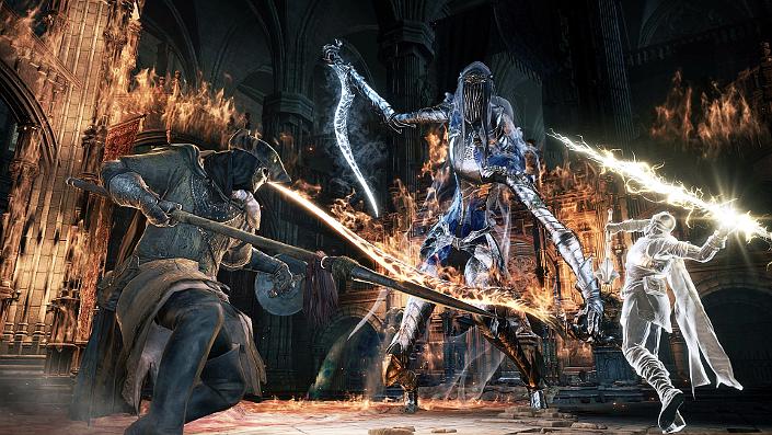 Dark Souls 3 führt: Neue Studie enthüllt die stressigsten Videospiele
