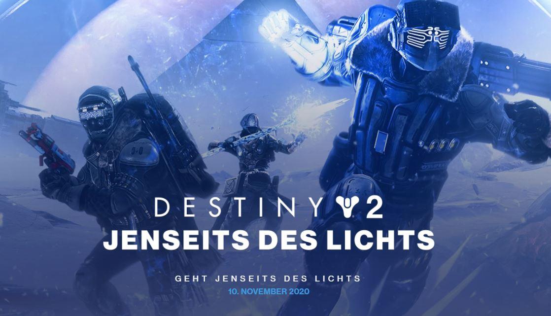 Destiny 2 Jenseits des Lichts – Teaser