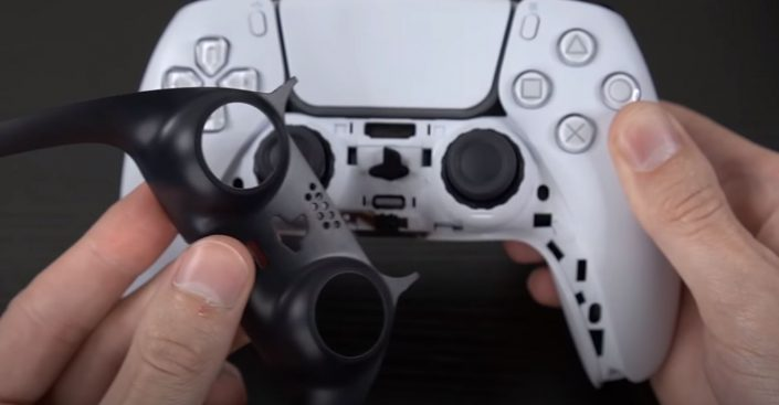PS5: DualSense-Controller lässt sich optisch anpassen