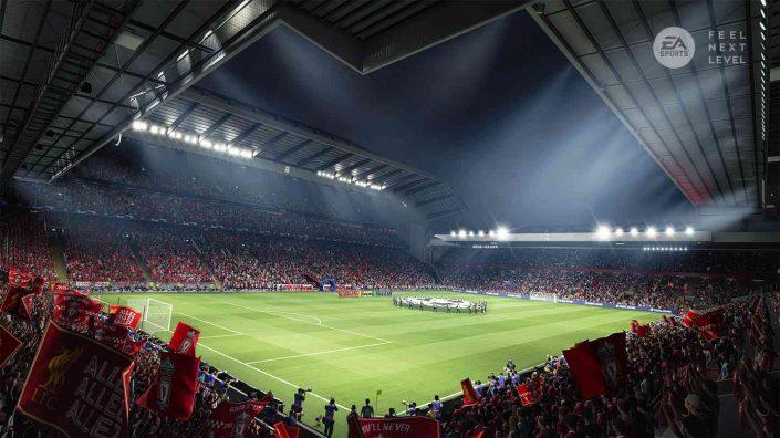FIFA 21: Cinematisches Eröffnungsvideo zum Next-Gen-Upgrade
