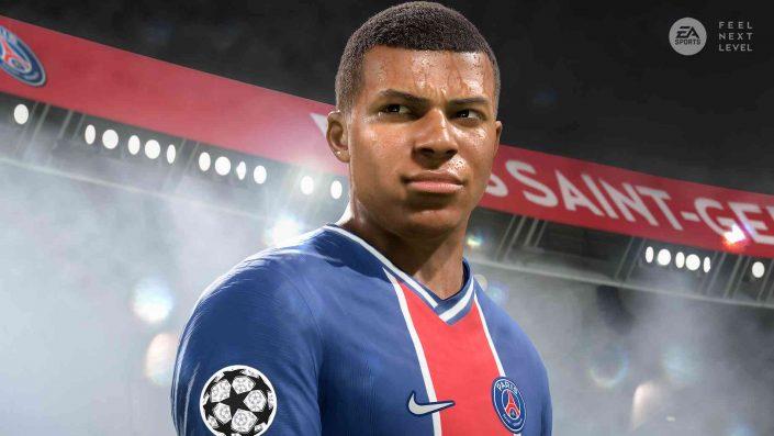 UK-Charts: FIFA 21 verteidigt die Spitzenposition