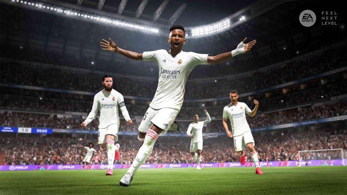 FIFA 21: UEFA-Lizenz verlängert und Stadia-Termin enthüllt