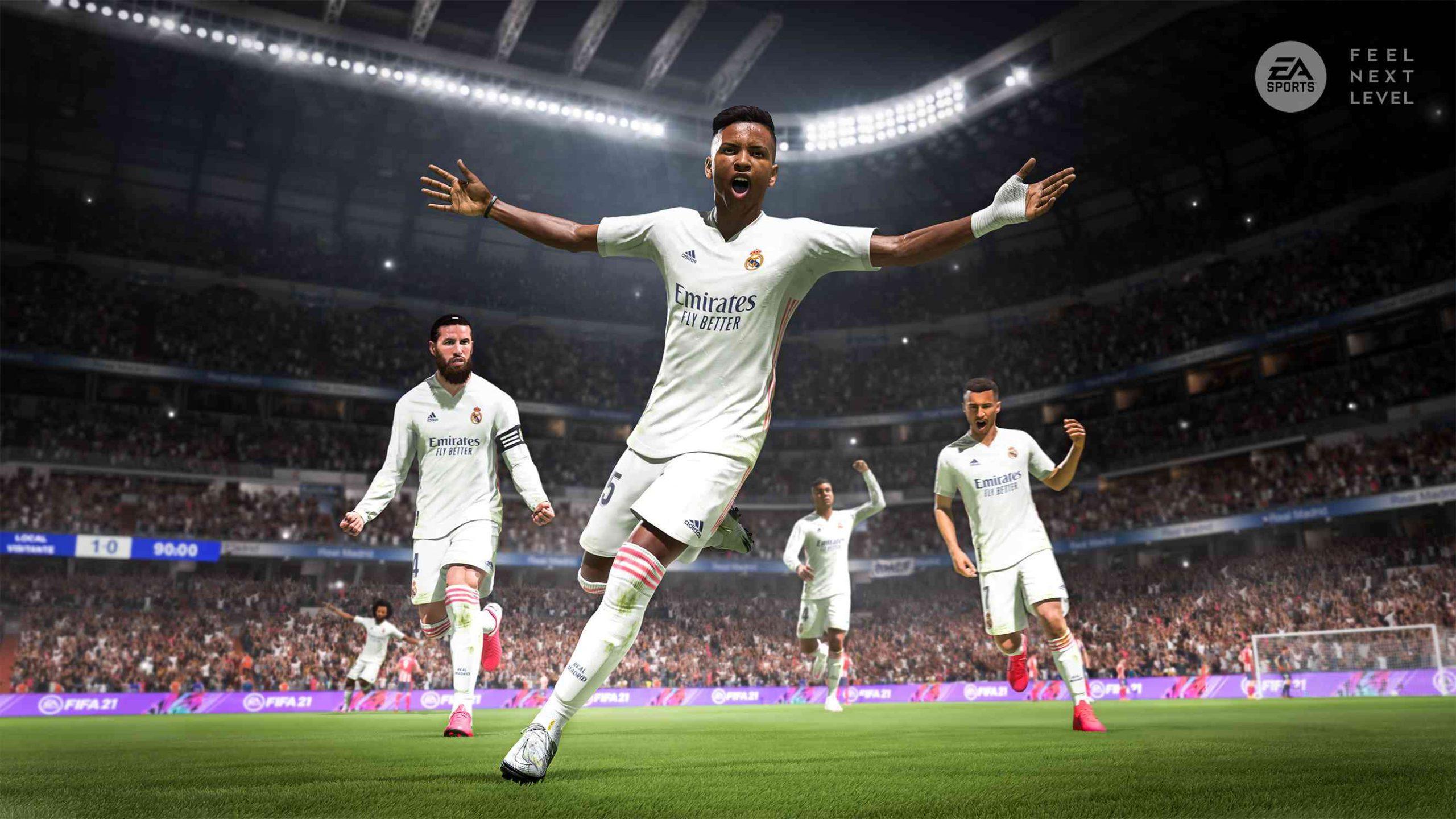 FIFA 21 PS5 – Bild 5