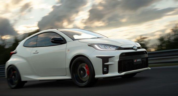 Gran Turismo Sport: Update 1.62 mit Toyota GR Yaris und Zeitrennen