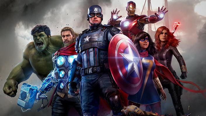 Marvel's Avengers: PS5- und Xbox Series X/S-Features in der Übersicht
