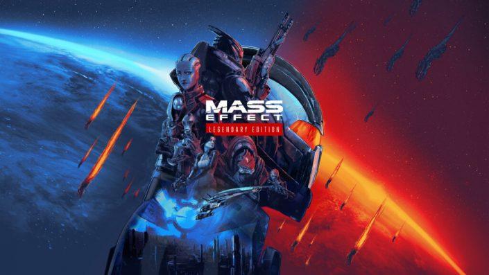 Mass Effect Legendary Edition: Trailer hebt die grafischen Verbesserungen hervor