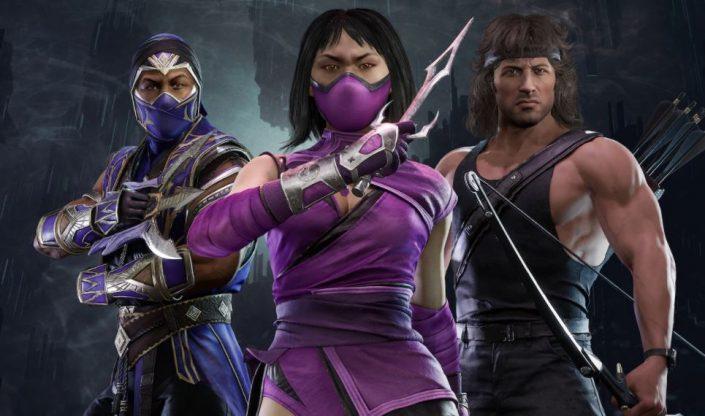 Mortal Kombat 11: Rambo vs Terminator in neuen Gameplay-Videos
