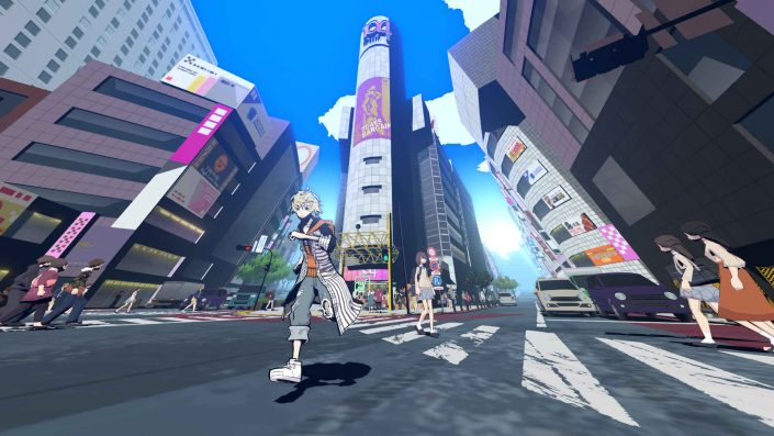 NEO The World Ends with You: Square Enix-Rollenspiel mit Trailer angekündigt