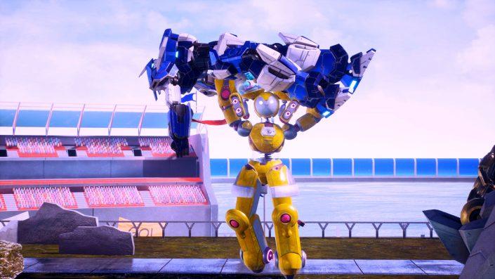 Override 2 Super Mech League: Brawler für die Konsolen und den PC veröffentlicht – Trailer