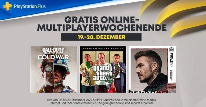 PS4 & PS5: Gratis-Multiplayer-Wochenende angekündigt